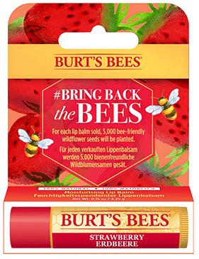 Burts Bees Strawberry