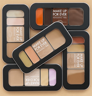 MUFE Underpainting Palette Collection