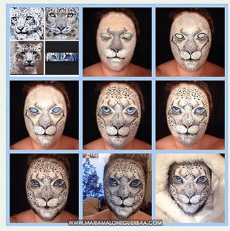 Maria snow leopard