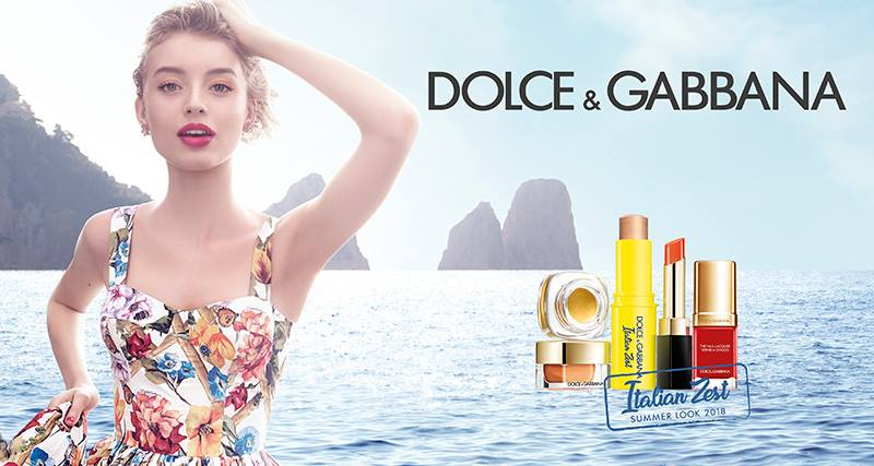 News: Dolce and Gabbana colour collection