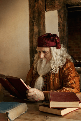 Student work - Dumbledore