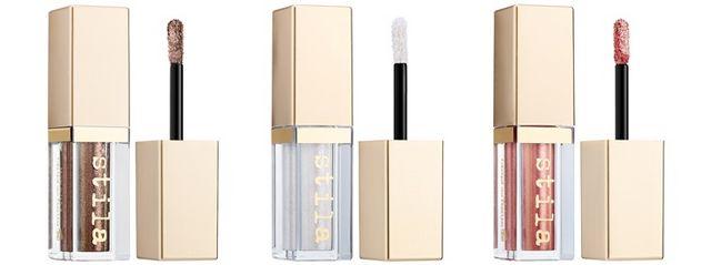 News:  Stila Glitter & Glow Liquid Eyeshadows