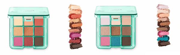KIKO MILANO's new eyeshadow palettes