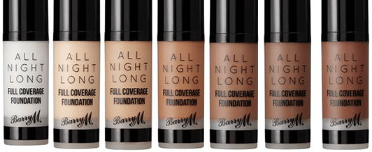 News: Barry M Foundations