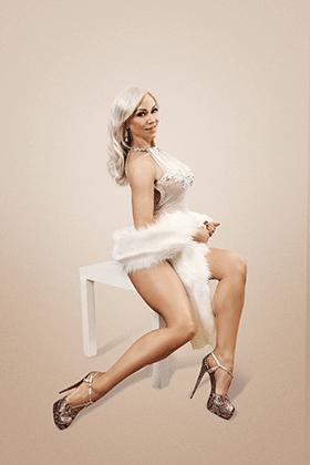 Kristina Rihanoff in nude