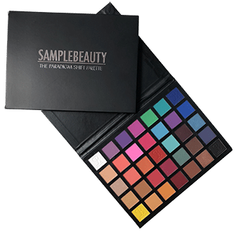 Paradigm Shift Palette from Sample Beauty