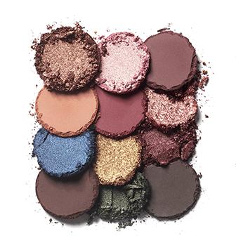 News: Yemoja Palette shades