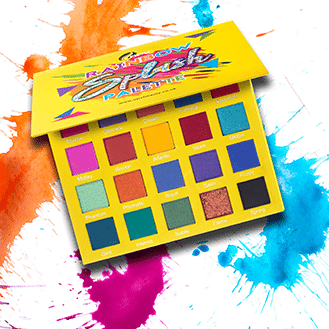 News: OPV Beauty Rainbow Splash Palette